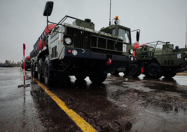 俄军事技术合作局:俄罗斯完成向土耳其交付S-400的第一阶段