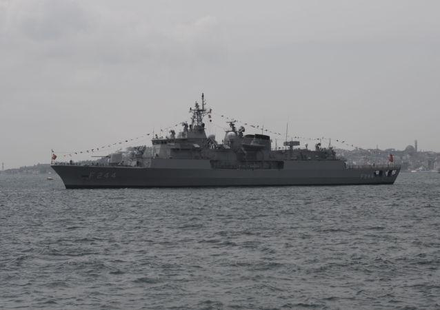 TCG Barbaros护卫舰