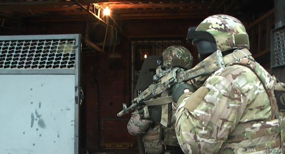 俄罗斯联邦安全局员工