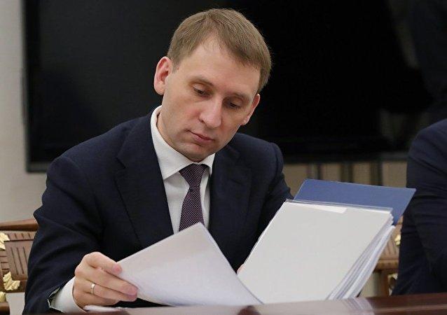 俄罗斯远东发展部部长亚历山大∙科兹洛夫