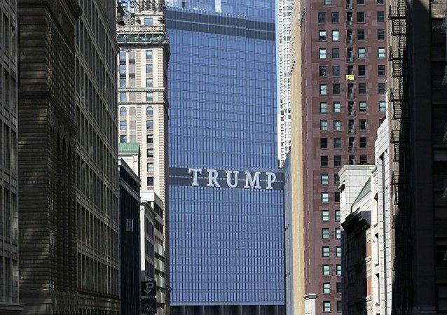 媒体:特朗普前律师科恩向美国会提交文件 或与莫斯科特朗普大厦建设项目有关