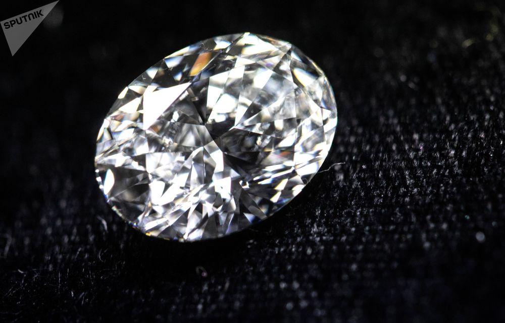埃罗莎公司的钻石