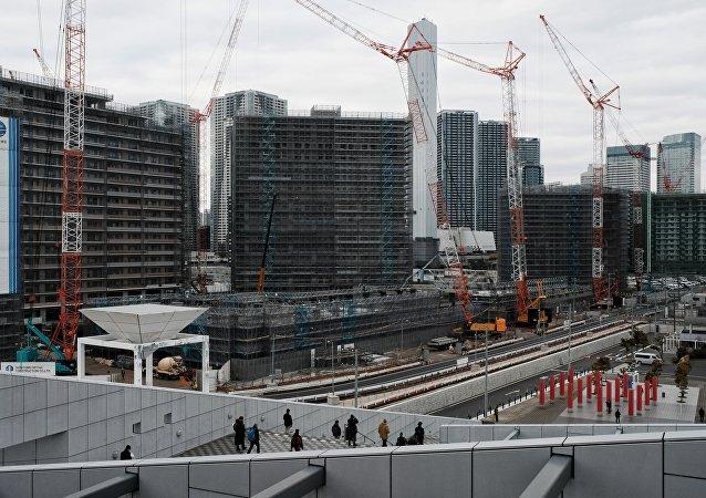 东京奥运村或可成为新冠肺炎患者的隔离治疗场地