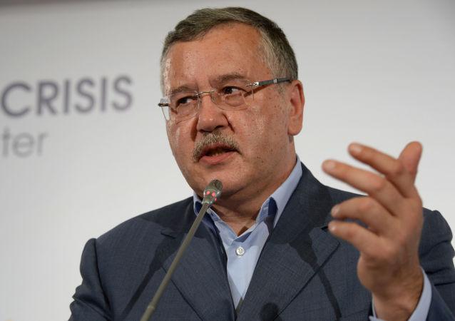 乌总统候选人格里岑科