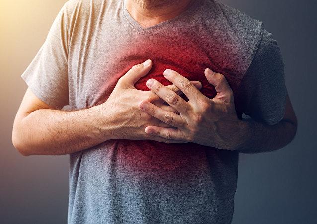 心脏病发作的异常迹象
