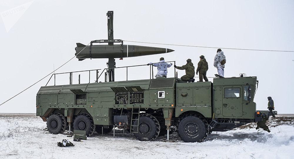 """俄""""伊斯坎德尔""""导弹系统将协助海军摧毁岸上之敌"""
