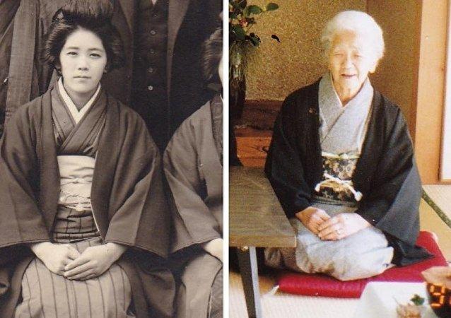 一位116岁的日本妇女被宣布为世界最长寿老人