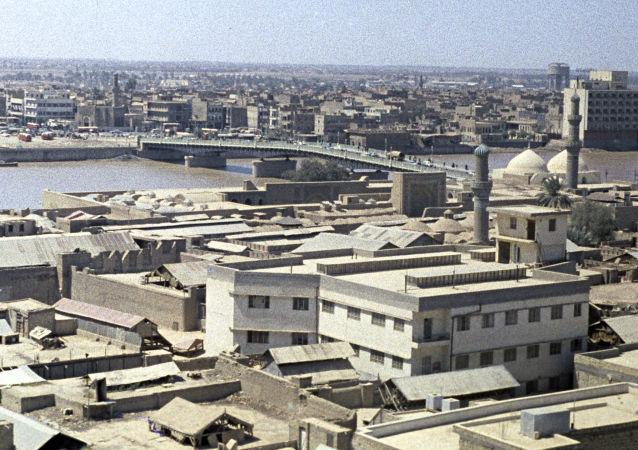 伊拉克首都巴格达