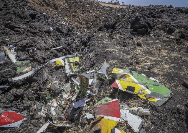 埃航失事客机黑匣子数据显示空难与印尼狮航相似