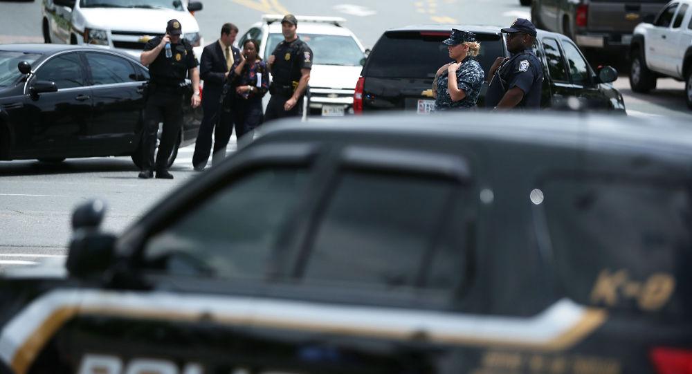 美国宾夕法尼亚州夜店外发生枪击案致10人受伤