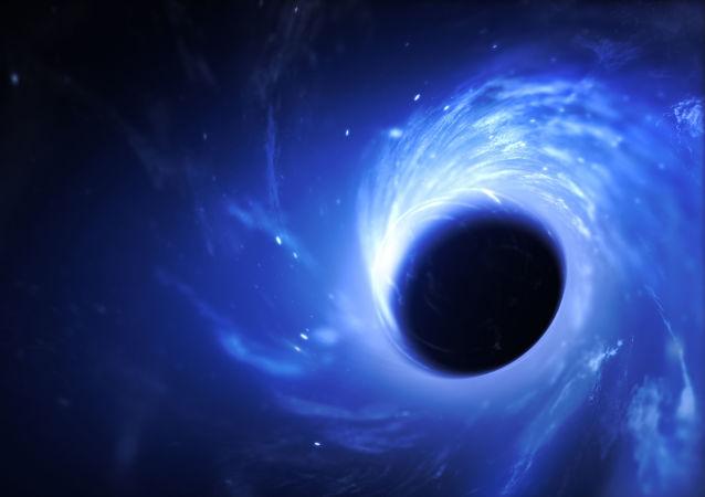 银河系发现首个超轻黑洞