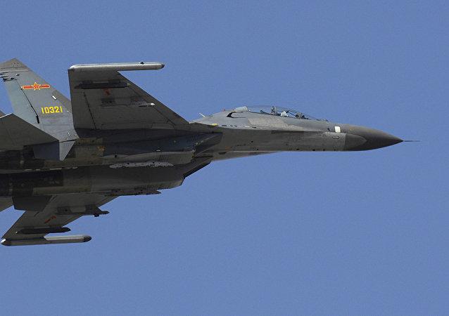 中国歼-15