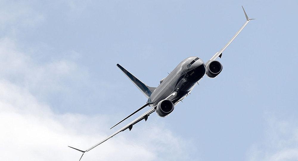 波音737 MАХ 8飞机