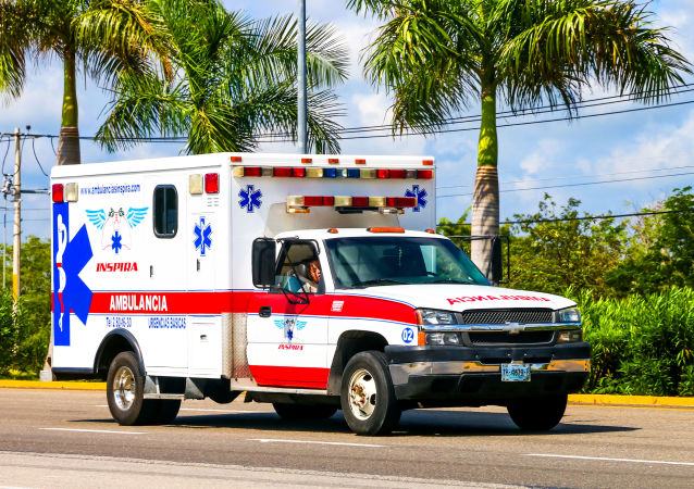 墨西哥急救车