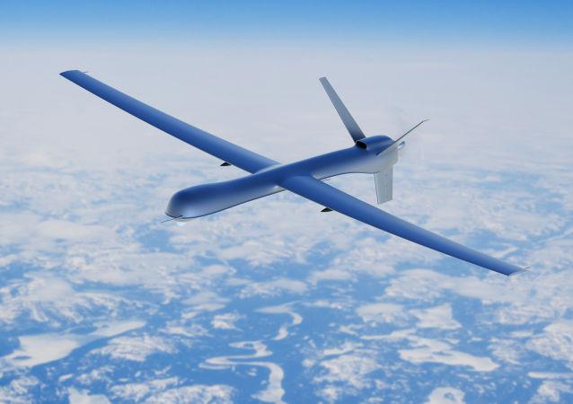 俄军在北极举行反击无人机群侦察场景演练