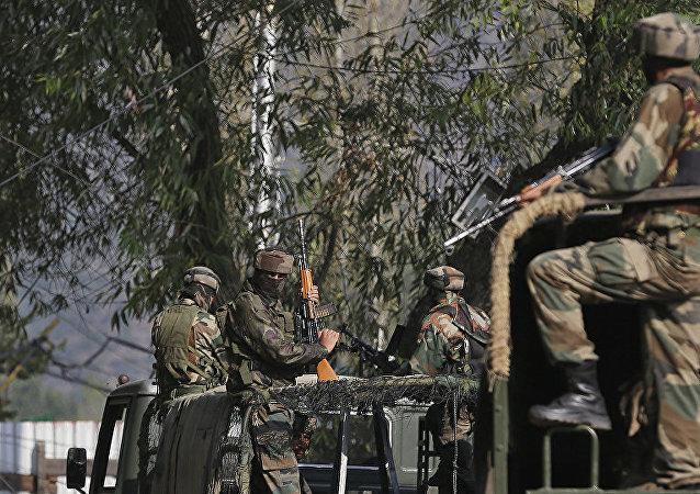 巴基斯坦军人