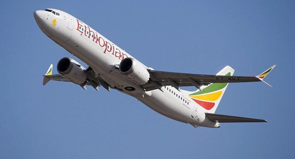 外媒:埃塞尔比亚波音飞机失事可能由MCAS系统故障造成
