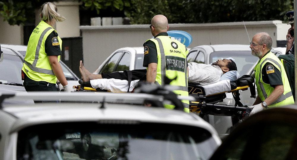 新西兰警方拘捕四名清真寺枪击涉案人员