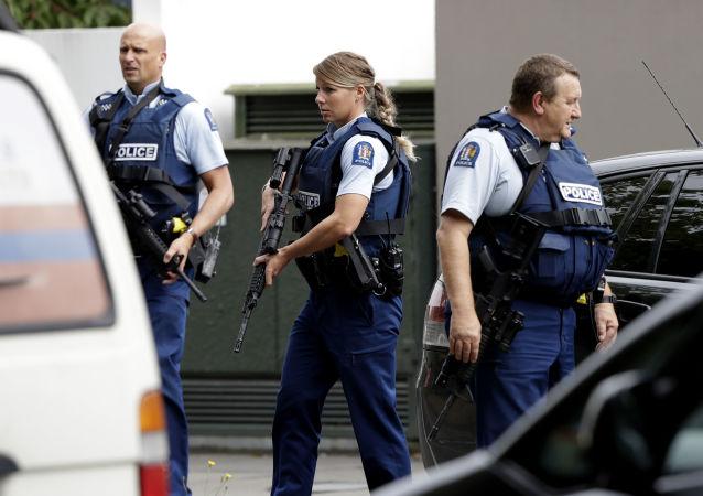 新西兰商人因散布恐袭视频被捕