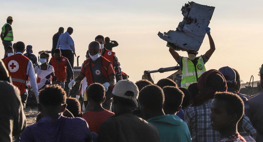 媒体:美空军汲取埃塞俄比亚空难教训拟重审飞行员训练教程