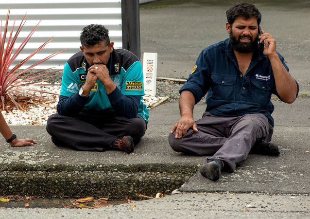 对新西兰清真寺的恐袭