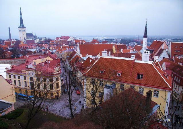 爱沙尼亚首都塔林