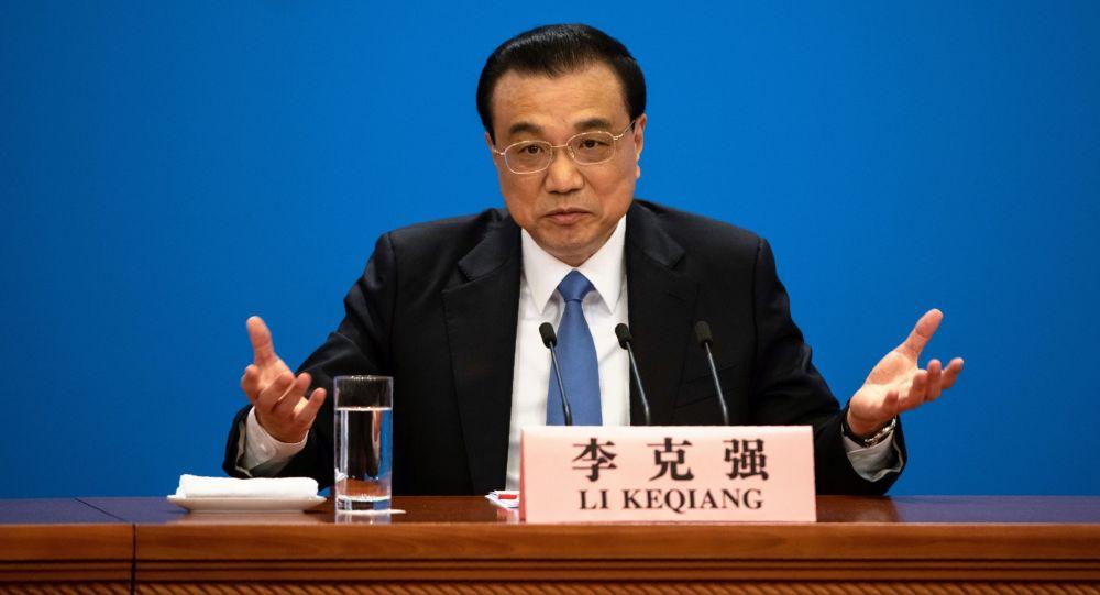 中国希望看到一个团结繁荣的欧洲