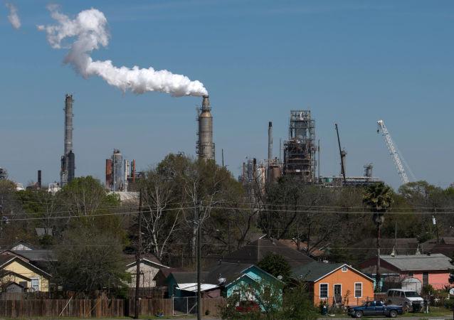 美国石油加工厂,德克萨斯州