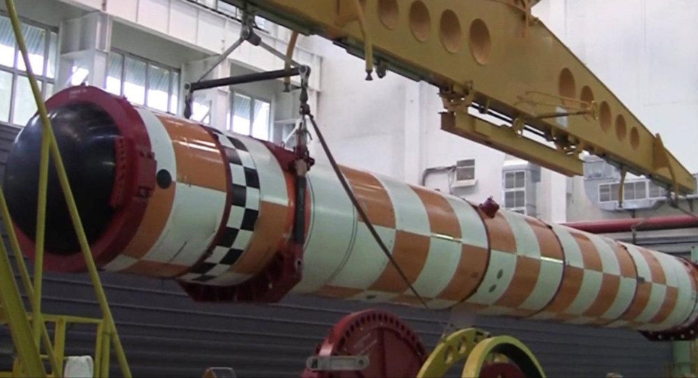 """""""波塞冬""""无人潜航器的整个测试周期将耗时约2年"""