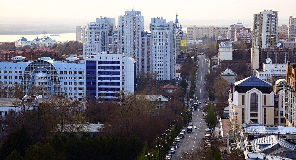 俄罗斯哈巴罗夫斯克