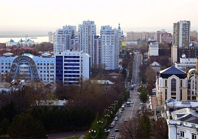 哈巴罗夫斯克(图片资料)