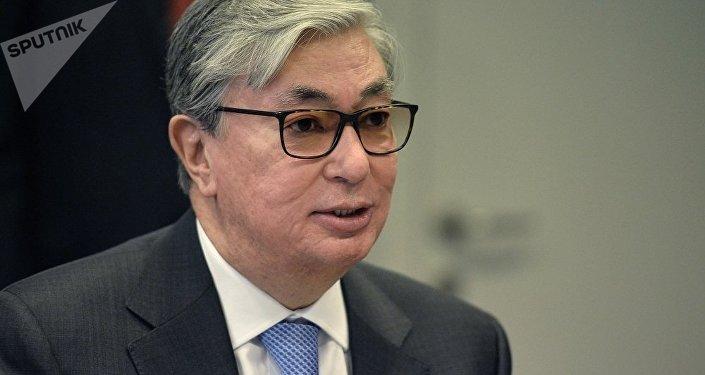 哈萨克斯坦议会上院议长托卡耶夫将任代理总统之职