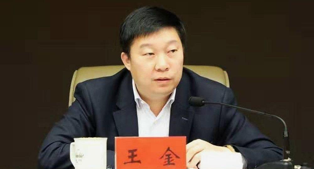 黑龙江省同江市市长王金