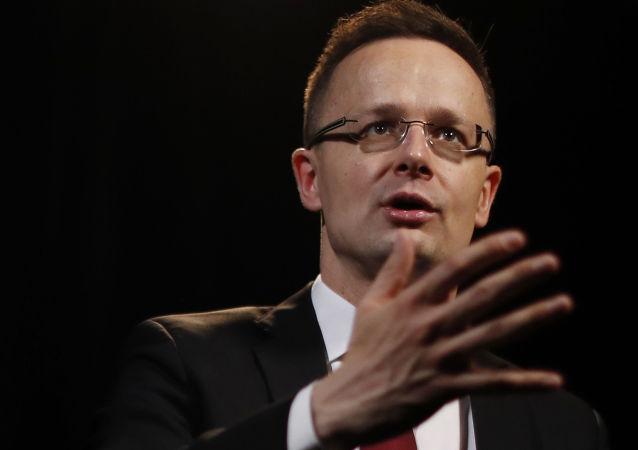 匈牙利外交与对外经济部部长彼得·西亚尔托