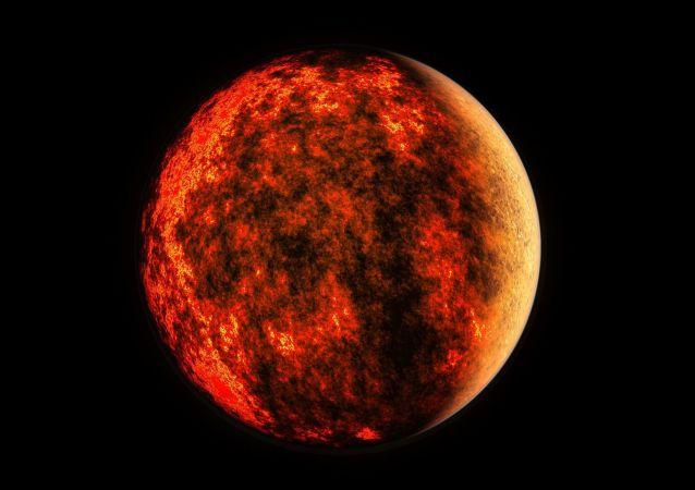最大规模的太阳黑子可能引起电子仪器故障