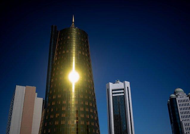 哈萨克斯坦议会