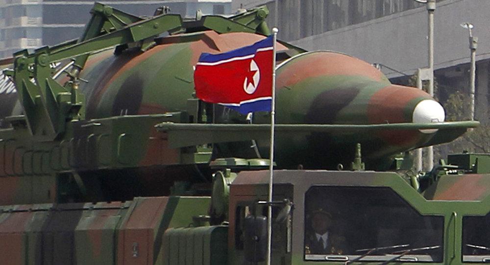 俄专家:与美国的矛盾或促使朝鲜恢复核试验