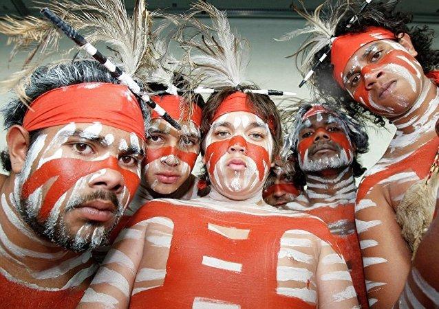 澳大利亚原住民