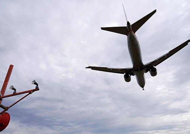波音737Max飞机