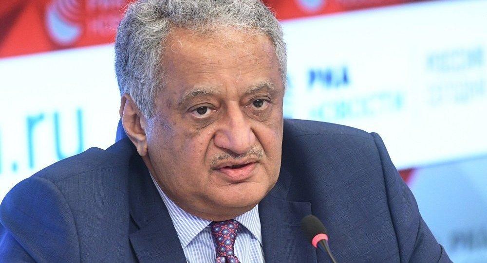 巴基斯坦驻俄罗斯大使卡济•哈里鲁拉