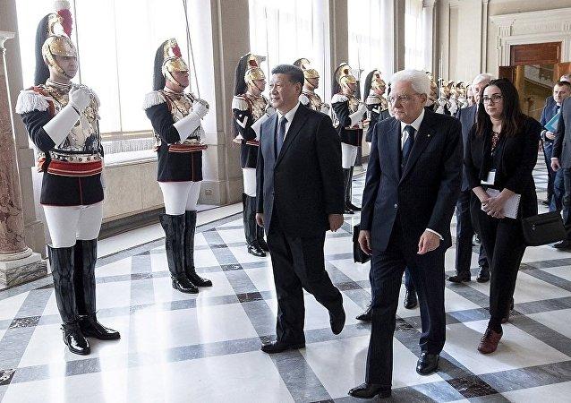 专家:与中国签署协议有助于为意大利吸引到必需的投资