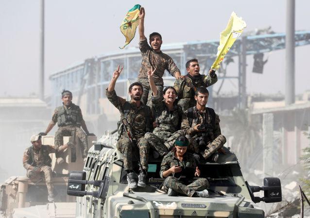 叙利亚民主军