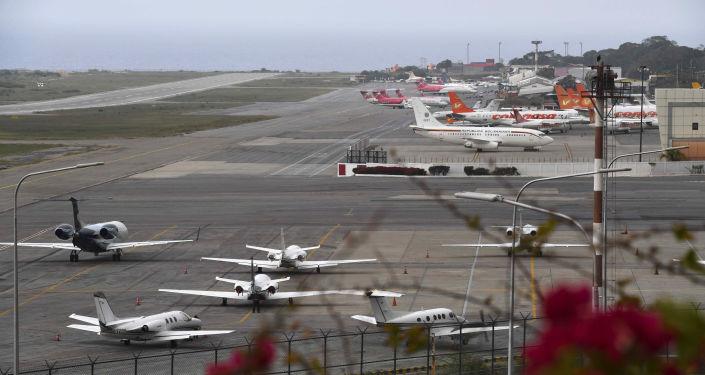 加拉加斯机场