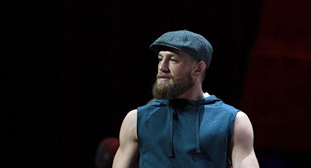 爱尔兰格斗运动员捐款百万欧元抗击新冠疫情