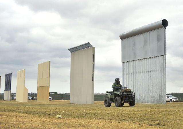 特朗普称将对法院有关阻止使用国防资金修建美墨边境墙的判决提出上诉