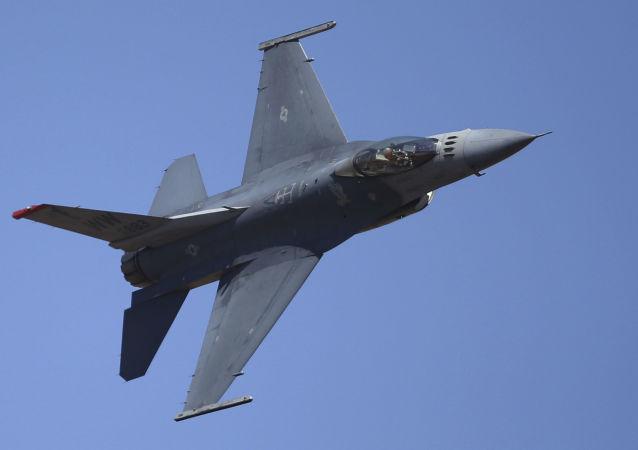 美空军基地:在德国坠毁的F-16战斗机属于美国空军