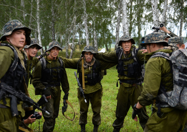 乌兹别克斯坦军方(资料图片)