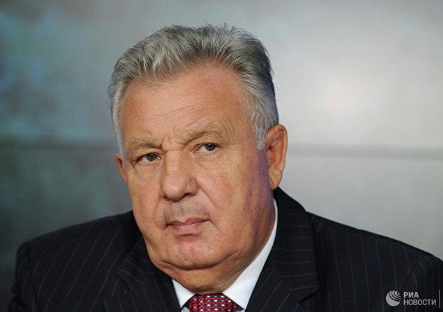 俄总统前驻远东联邦区全权代表伊沙耶夫被拘留