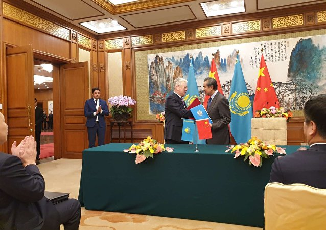 哈萨克斯坦外长:本国在总统换届后外交政策保持不变