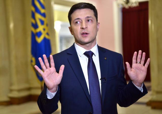 乌克兰演员泽连斯基